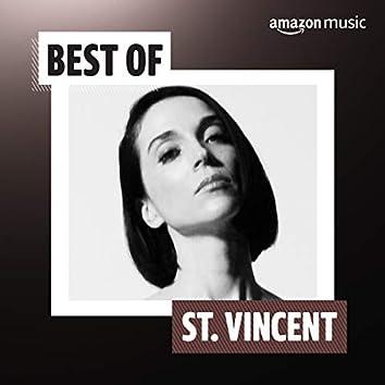 Best of St. Vincent