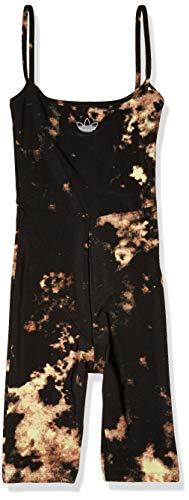 adidas Originals - Traje de cuerpo para mujer, diseño de estampado, multicolor, talla pequeña