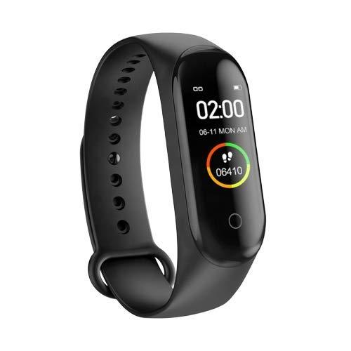 Activity Tracker| Braccialetto monitoraggio parametri cardiaci e attività Fisica| Sport e Tempo Libero| contapassi|notifiche Cellulare| Display Touch|Fit Bit|Fitness Tracker|smartband|