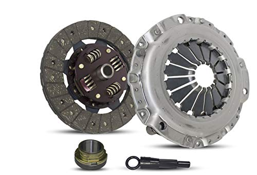 Clutch Kit Compatible With Aveo Aveo5 G3 Wave5 Daewoo Lanos 1.6L L4 GAS DOHC Naturally Aspirated (w/o Variable Valve Timing; From chassis #E166480 to chassis #E182492 (8-1/2' clutch cover; 04-243)