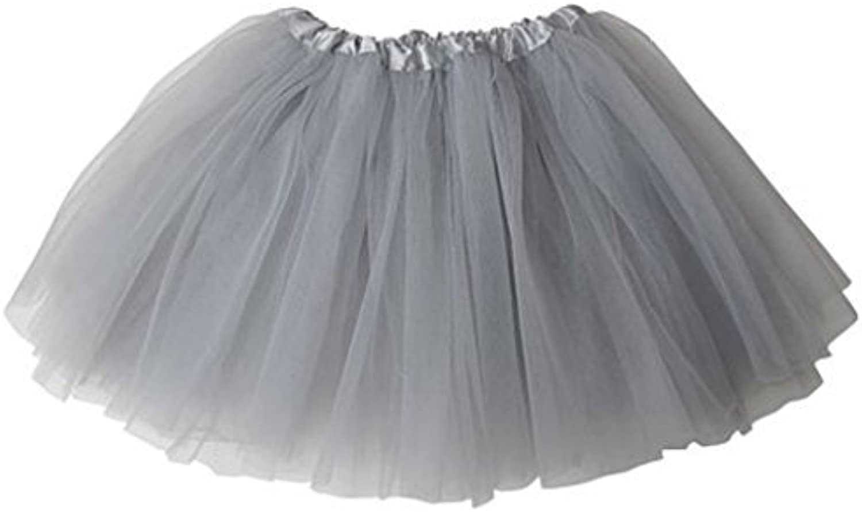 Girls Ballet Tutu Grey by Coxlures