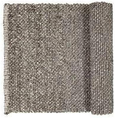 Blomus Perla Rug, Gunmetal Melange, 200 cm x 300 cm