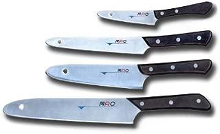 Mac Knife GSP-41 Original Series 4-Piece Starter Set, Silver