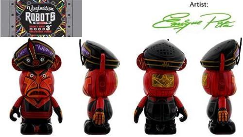 Robots Series 4 Jafar Bot Disney Vinylmation 3 inch Figure Villians by Disney Vinylmation