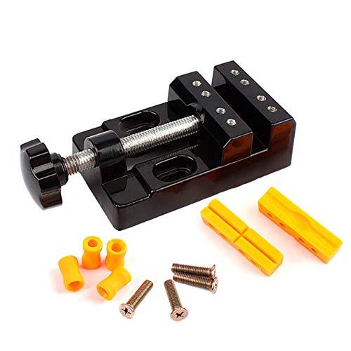 Dxlta Universal Mini Bohrmaschine Bank Schraubstock Clamp Aluminiumlegierung Nussbaum Nuss Clip Schmuck Zange Tischzange Carving Feste Werkzeuge
