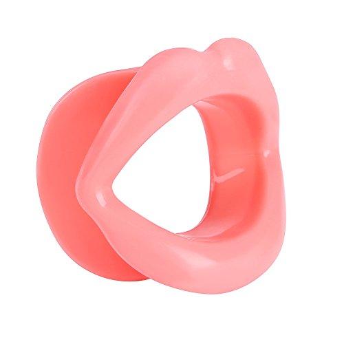 Exercices minces pour le visage en silicone, entraîneur de lèvres, leveur de lèvre, leveur de muscle de la bouche