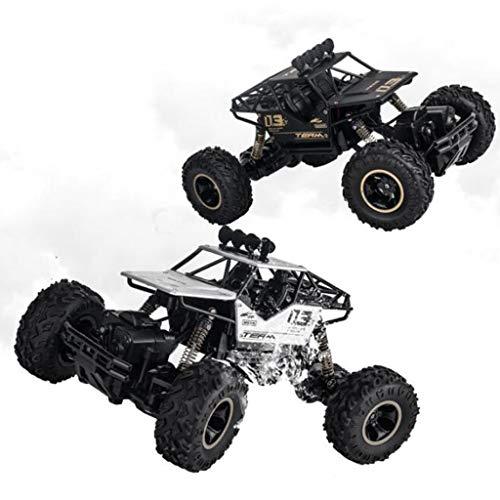 4WD Elektrische afstandsbediening Auto 2.4Ghz Radiobesturing High Speed Trucks Crawler Rally Auto voor kinderen of volwassenen, terreinwagens Jongens Speelgoed