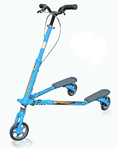 Trikke T67Convertible Steel-Blue