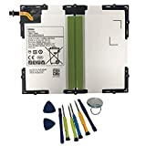 efohana EB-BT585ABE Tablet Battery Replacement for Samsung Galaxy 10.1' 2016 SM-T580 SM-P580 SM-T585C SM-P585M SM-T587 SM-T587P Series Laptop EB-BT585ABA 3.8V 27.74Wh 7300mAh