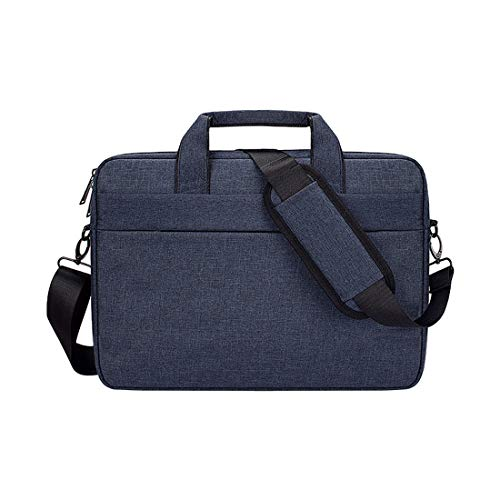 15.6 Inch Laptop Case Bag, Multi-Functional Notebook Sleeve with Shoulder Strap Compatible with MacBook Pro 16 inch, 15 15.4 15.6 inch Dell Lenovo HP Asus Acer Sony Chromebook