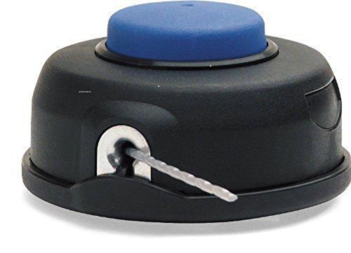Best Bargain fastoworld FIT Husqvarna T35 Auto Feed Tap Head Trimmer 12mm Dual Line 531300194