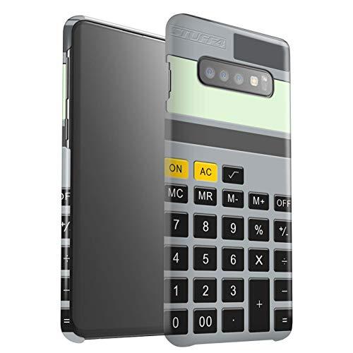 eSwish telefoonhoesje/Cover/Skin/SG-3DSWM / sleutels/knoppen collectie Samsung Galaxy S10 Plus Rekenmachine