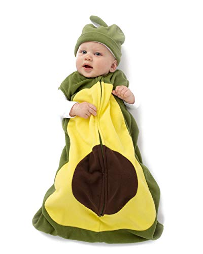 Cuddle Club Avocado Wearable Blanket M