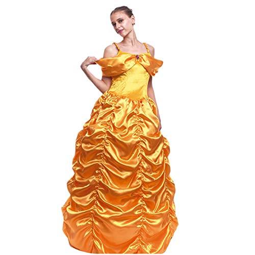 Disfraz Princesa Bella para Mujer (S)