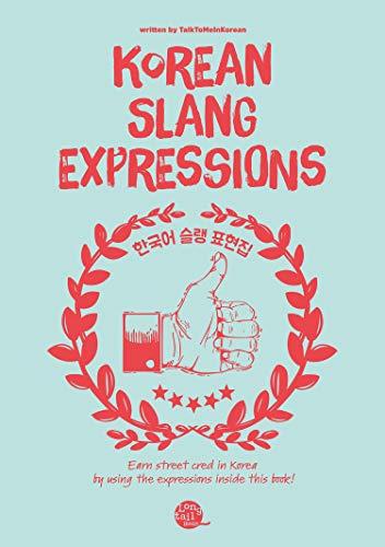 Korean Slang Expressions (English Edition)