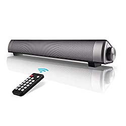 Best Soundbar under 100 - HONEST KIN Bluetooth Sound Bar – Best Soundbar under 50