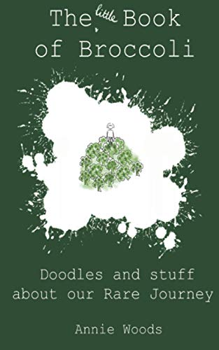 The Little Book of Broccoli: Doodles and Stuff About Our Rare Jou