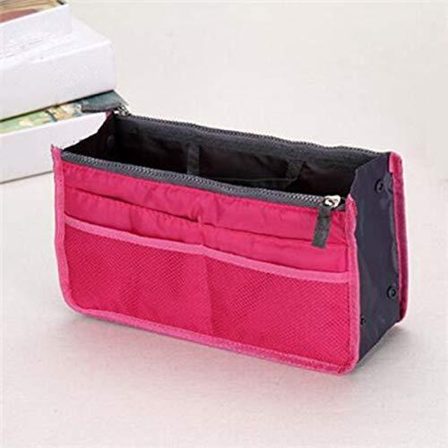 DKHF Cosmetic bag Ladies Travel Insert Storage Bag Handbag Multi-Function Storage Bag Cosmetic Bag