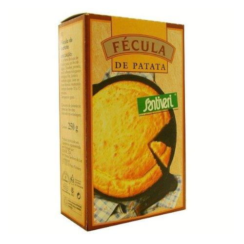 SANTIVERI Fecula de Patata, 250 Gramos