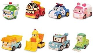 Ouaps 83151 - Robocar Poli, coche en miniatura (1 unidad, su