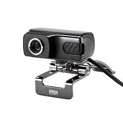 サンワサプライ WEBカメラ Full HD対応500万画素 マイク内蔵 Skype対応 CMS-V40BK
