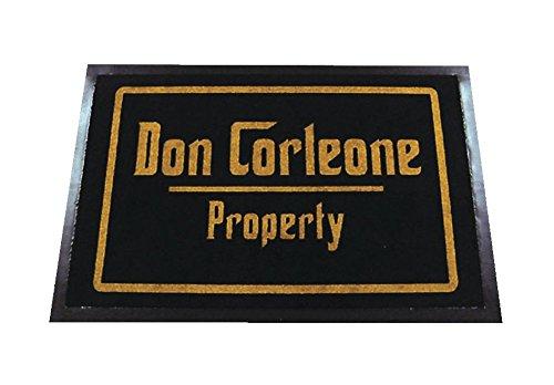 Don Corleone Property - Felpudo de polipropileno
