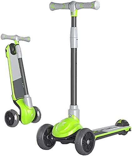 DUWEN Scooter Max 53% OFF for Kids We OFFer at cheap prices 4 Adjustable Flashing Kick with Height Wh
