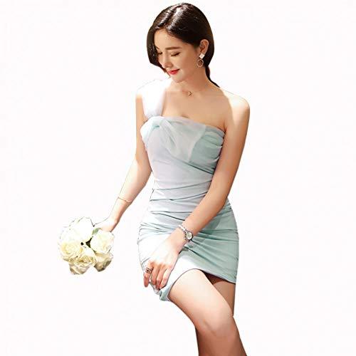 BINGQZ Jurk/Cocktail Jurken/Casual Mode jurk rok zomer nacht winkel vrouwelijk lichaam afslanken temperament buis top jurk