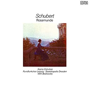 "Schubert: Rosamunde & Ouvertüre zu ""Die Zauberharfe"""