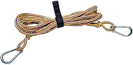 Tow Rope, 20', 2 Hooks, Rope Keeper