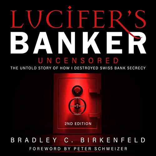 Lucifer's Banker Uncensored cover art