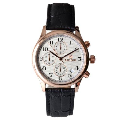 Megia W0613-14A1Srg - Reloj Unisex