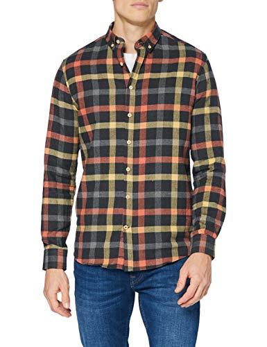 KRONSTADT Mens L/S Shirt, Mix Colour, Small
