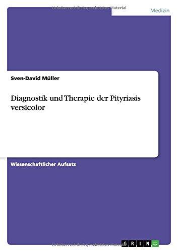 Diagnostik und Therapie der Pityriasis versicolor