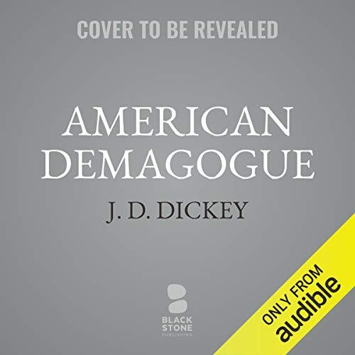 American Demagogue audiobook cover art