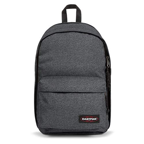 Eastpak Back To Work Mochila, 43 cm, 27 L, Gris (Black Denim)