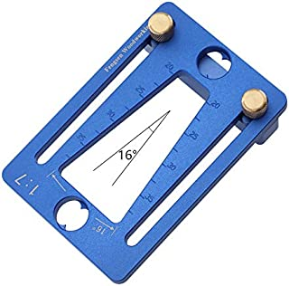 YUNB Tratamiento de la Madera de Agujeros Cuadrados Brocas para Madera ESCOPLEADORA de cinceles para embutir Cincel bit Kit