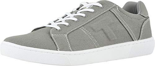 TOMS - Mens Leandro Sneaker, Size: 10.5 D(M) US, Color: Drizzle Grey Canvas