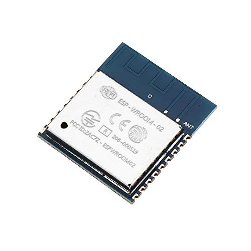 Qiyue Bao Zhuang SP-WROOM-02 ESP8266 Serieller drahtloser WiFi-Modul-Ferntransceiver 4M 32Mbit Smart Modulplatine Leiterplatte
