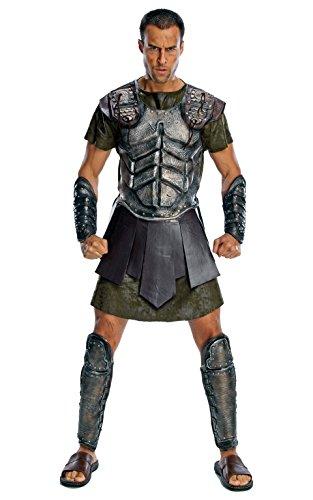 Clash Of The Titans Deluxe Perseus Costume, Multi Color, Standard