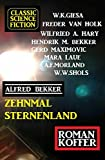 Zehnmal Sternenland: Classic Science Fiction Roman Koffer