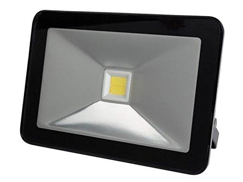 50 W, con Sensor de Movimiento y Mando a Distancia, protecci/ón IP65 Foco led Velleman Veleman LEDA5005NW-BM 177606