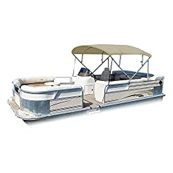 Best Bimini Tops for a Pontoon Boat: Replacement Frames & Canvas