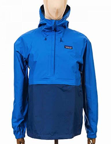 Patagonia M's Torrentshell 3l P/O Jacke für Herren, A-Linie Mantel, 85250, Blau, 85250 Small
