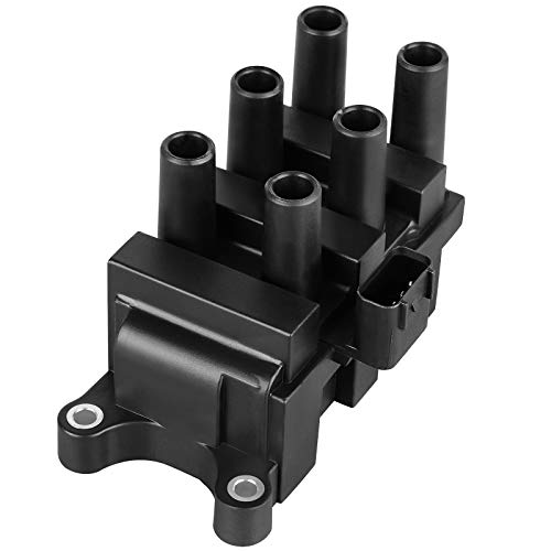 AUTOSAVER88 Ignition Coil Pack of 1 Compatible with Ford F150 E150 E250...