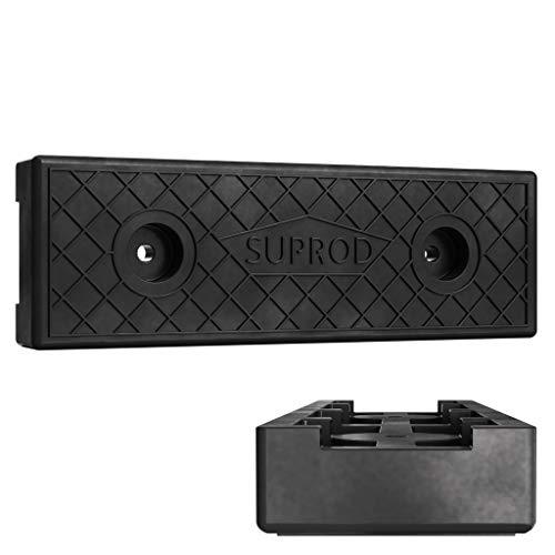 SUPROD Bootsauflage, Gummi Auflage, Boot Trailer, Sliphilfe, 200 mm