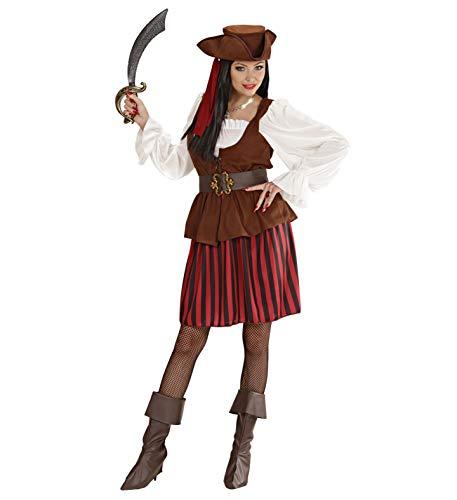 Desconocido Marina traje de pirata| talla M