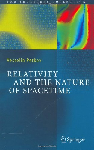 Relativity and the Nature of Spacetime (The Frontiers Collection) (English Edition)