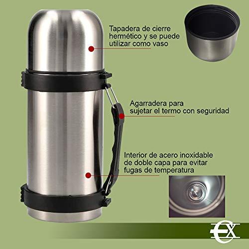 EUROXANTY Frascos térmicos para bebida