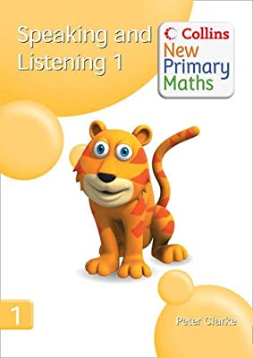 Collins New Primary Maths ? Speaking and Listening 1 from Collins Educational